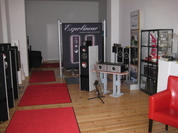 Showroom Expolinear