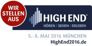 High End Messe München 2016